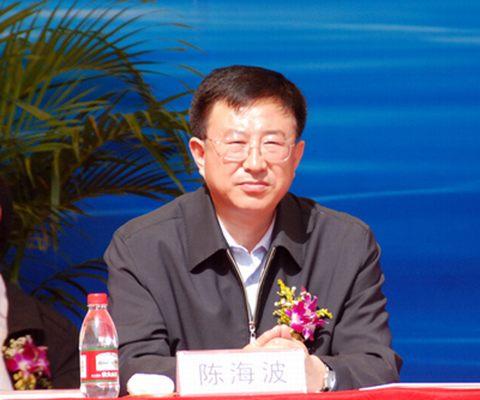 陈海波出席并宣读省