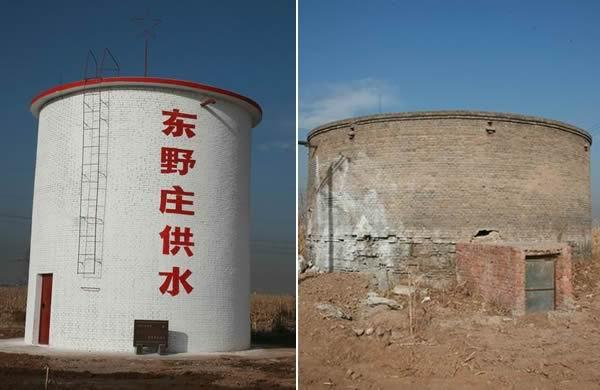 全省农村饮水安全全覆盖专题采访团赴原平市采访