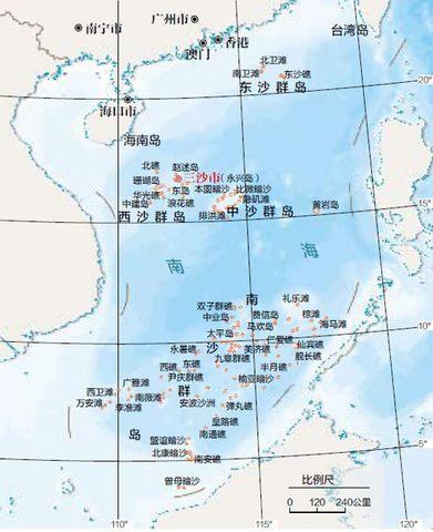 在海南国际旅游岛发展规划的总体布局下,适时适度发展海洋旅游业.