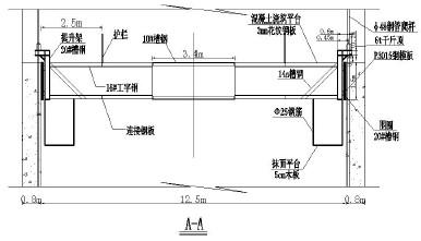 调压井模体结构图