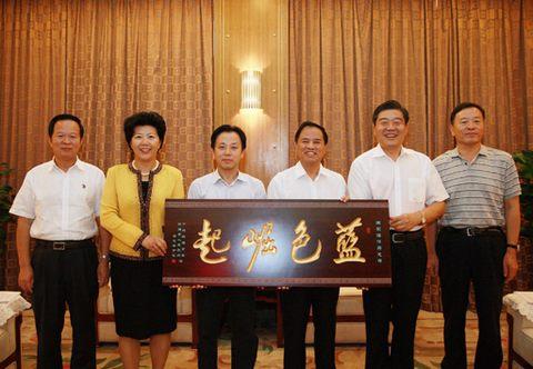 刘赐贵会见广东省委常委,珠海市委书记李嘉