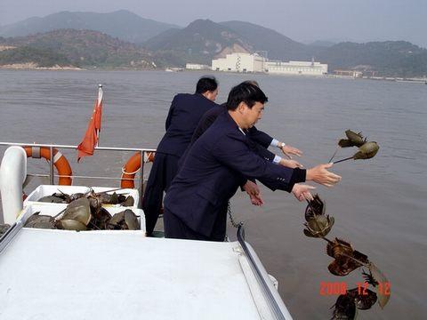 福州水生野生动物保护工作出成效
