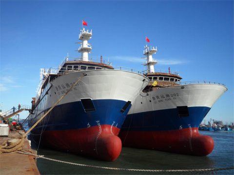石岛支队强化落实远洋渔船建造管理
