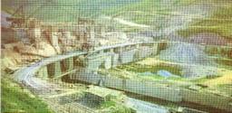 白山水电站