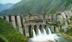 湖南镇水电站