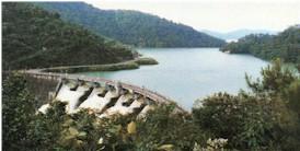 流溪河水电站