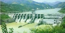 石泉水电站