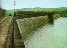 龙溪河狮子滩水电站