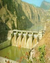 下马岭水电站