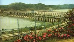 西津水电站