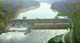 盐锅峡水电站
